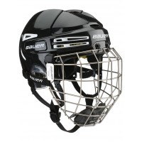 Bauer Re-Akt 75 Hockey Hjelm, Combo