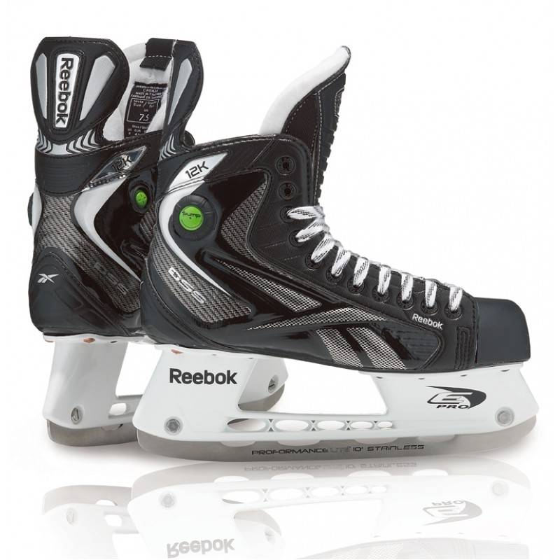 Reebok 12K Pump Hockey Skøjte, Jr.