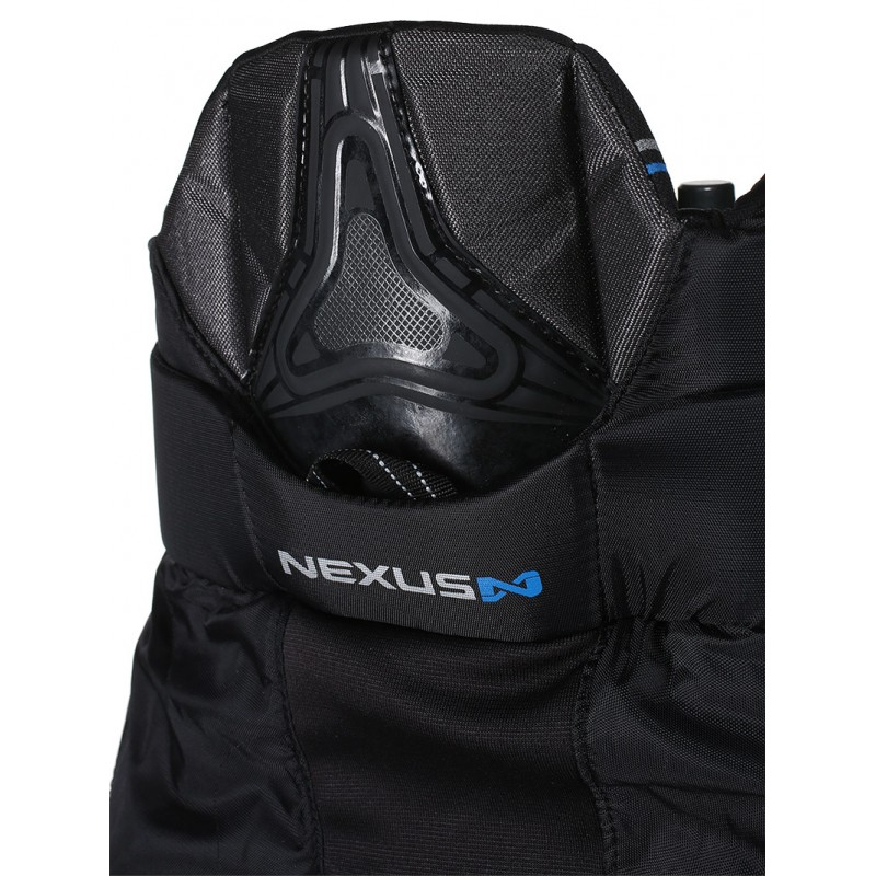 Bauer Nexus N7000 Hockey Buks, Jr. SORT/L